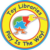 Kerikeri Community Toy Library Logo